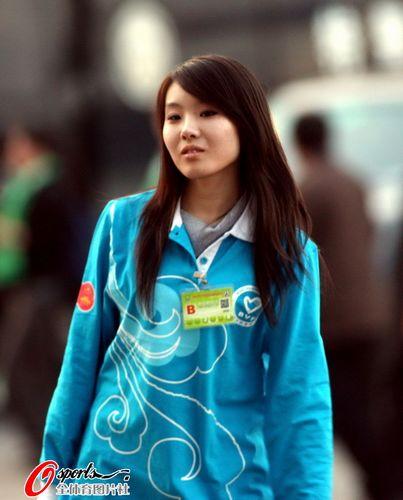 美女引导员 2010年04月04日20:08来源:搜狐体育