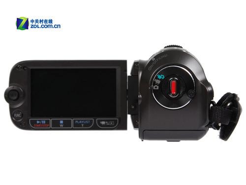 小巧时尚闪存DV 佳能FS200仅售2260元