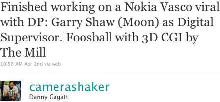 诺基亚首款Symbian^3系统N8再曝光