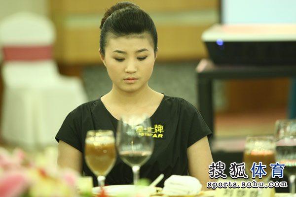 图文:中国台球协会办庆功会