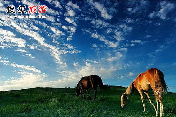 赤峰乌兰布统草原