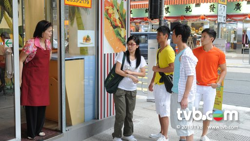 图:TVB新剧《搜下留情》精彩剧照 - 31