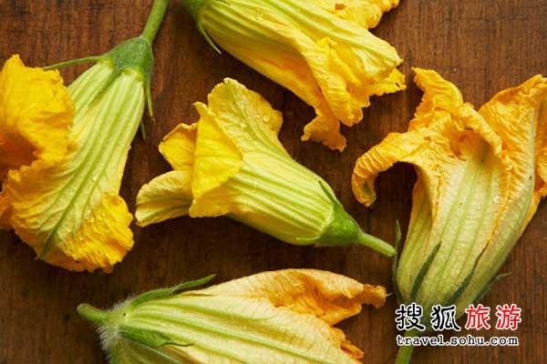南瓜花 最朴实的美味