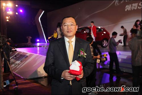 搜狐汽车独家采访了北京现代销售本部副本部长