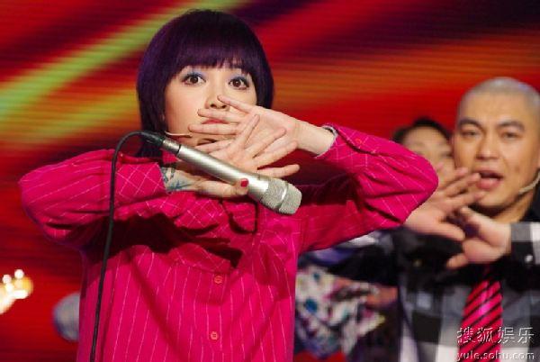 范晓萱--热歌劲舞