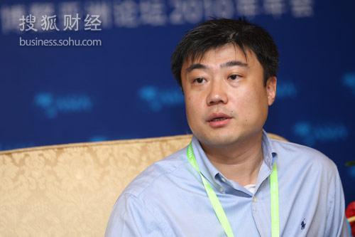 搜狐财经专访联想集团中国区商用事业部市场总监王东