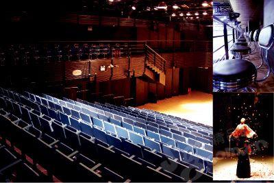 东方先锋剧场是目前设施最好,运营最成功的小剧场