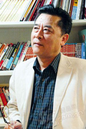 东方先锋剧场 总经理 傅维伯