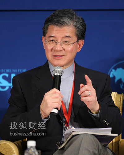 香港瑞安集团主席罗康瑞