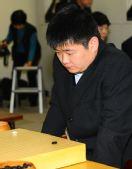 图文:富士通杯围棋世锦赛 邱峻晋级16强