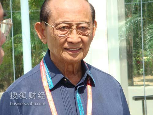 博鳌亚洲论坛理事长、菲律宾前总统拉莫斯
