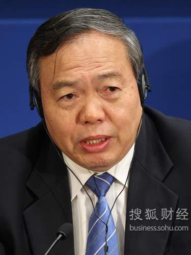 中国国际经济交流中心常务副理事长郑新立(来源:搜狐财经 唐怡民 摄)