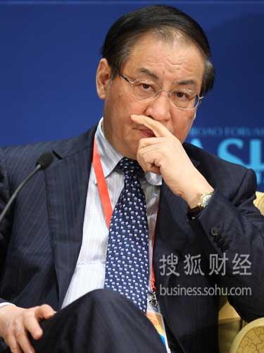 中国银监会主席刘明康