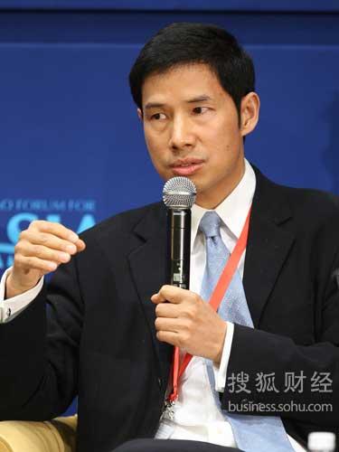 原高盛大中华区主席、董事总经理 胡祖六