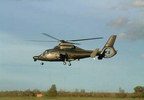 �z�9k���-9��9��y��_中国某新型武装直升机开始紧张航炮测试试验-搜狐军事频道