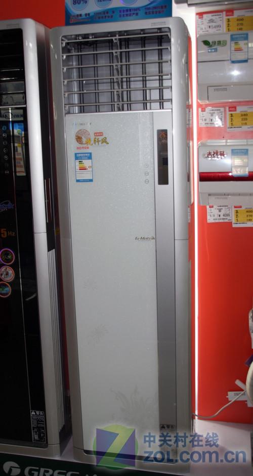 人气机型春季特卖 格力立柜空调破七千