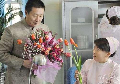 """闫学晶与林永健在剧中有段""""情感"""""""