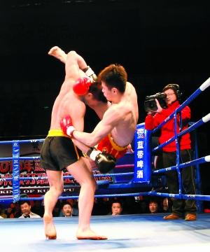 中国散打_中国散打争霸赛已办十年新一代功夫王呼之欲出-搜狐体育