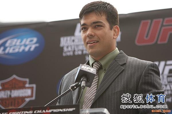UFC不败之神町田龙太