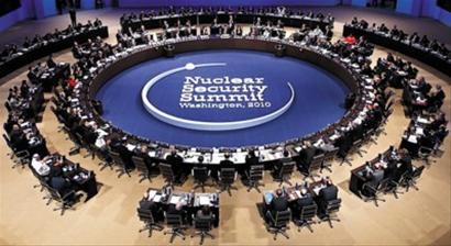 核安全峰会13日落下帷幕