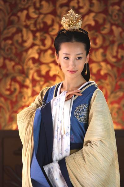 高洋饰演的薄皇后