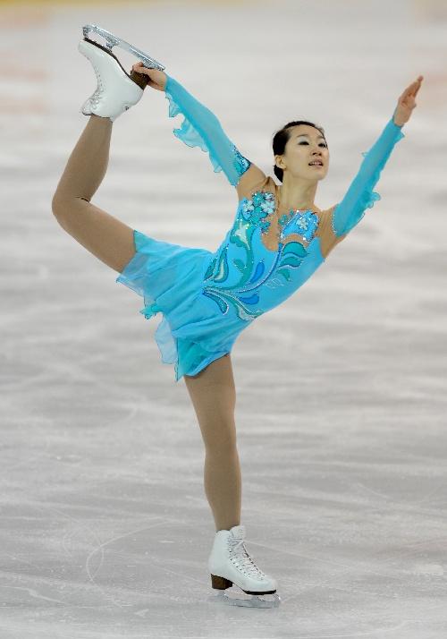 图文:花样滑冰全国冠军赛