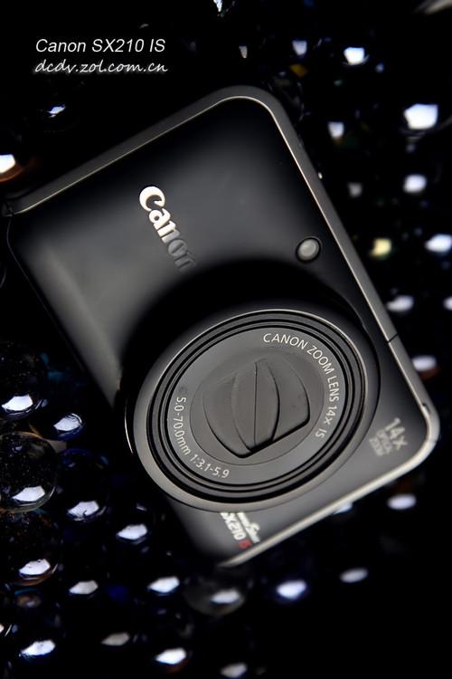 14倍光变高性能口袋长焦 佳能SX210图赏