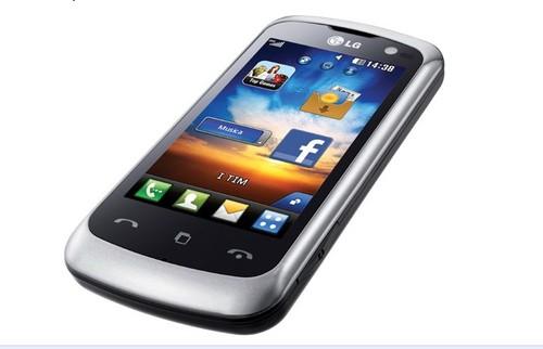 定位音乐触控 LG低价新机Surf 4G亮相