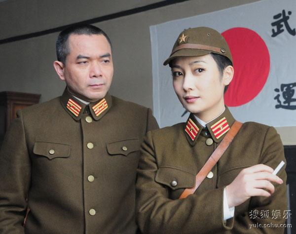 图:电视剧《旗袍》精彩剧照 - 07