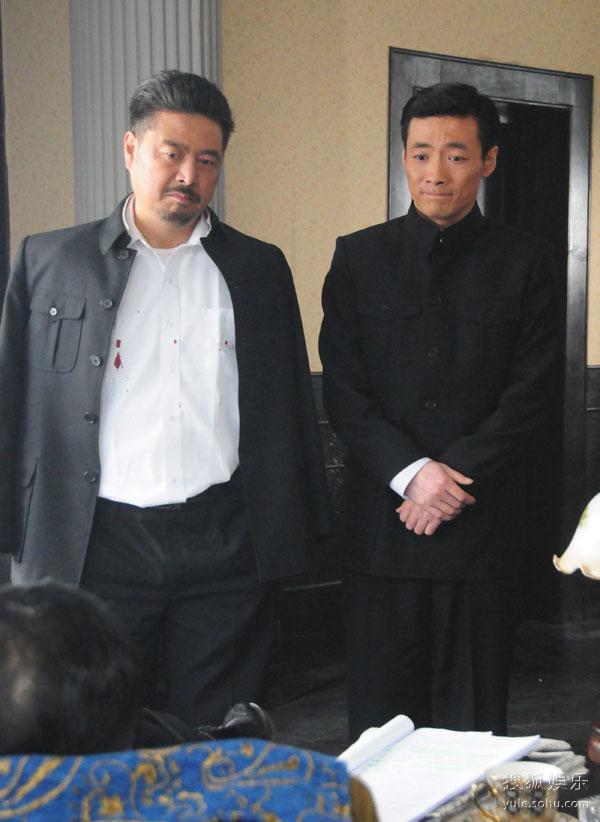 图:电视剧《旗袍》精彩剧照 - 11