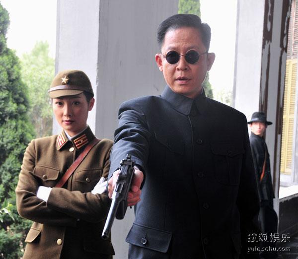 图:电视剧《旗袍》精彩剧照 - 90