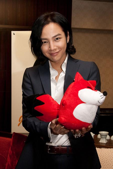 张根锡与小狐狸