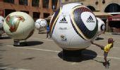 图文:南非世界杯比赛城市 约翰内斯堡广场