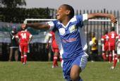 图文:南非世界杯比赛城市 少年联赛
