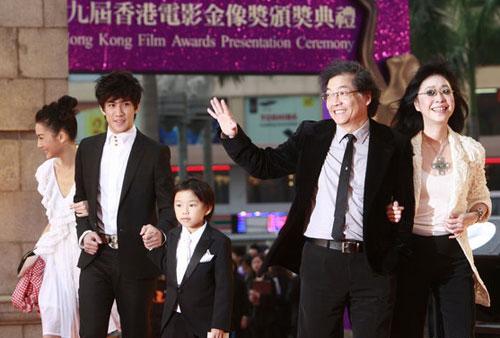 香港金像奖红毯:《岁月神偷》6项提名大热
