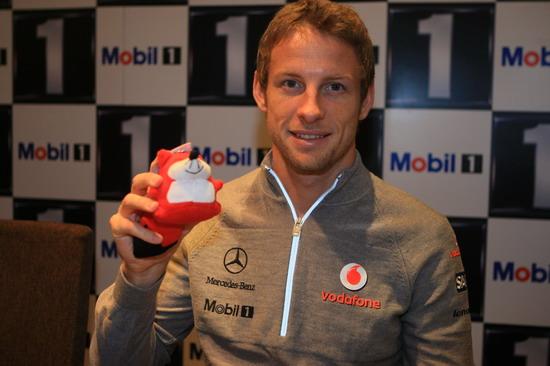 F1冠军巴顿