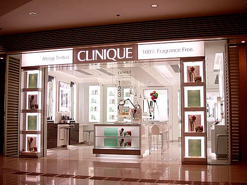 clinique全新概念店进驻圆方 首创男士护肤专区图片