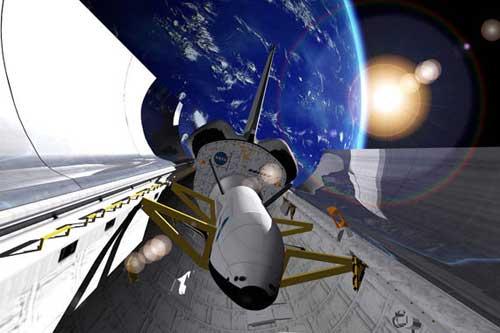 庞之浩:现在航天飞机有两大不足,一个是成本太高,原来预计是每次发射