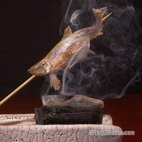 烧北海道多春鱼