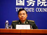国防部新闻事务局局长、新闻发言人黄雪平大校