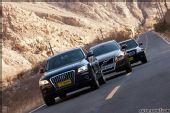 释放狂野激情 三款欧系SUV野外性能对比