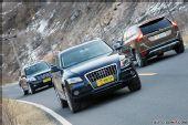 奔跑的速度激情 3款欧系SUV行驶性能对比