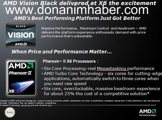 微星宣布22款主板支持六核心Phenom II X6
