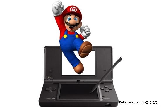 传任天堂裸眼3DS掌机10月欧洲上市