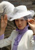 图:电视剧《旱码头》主演―― 范志博饰稚琴