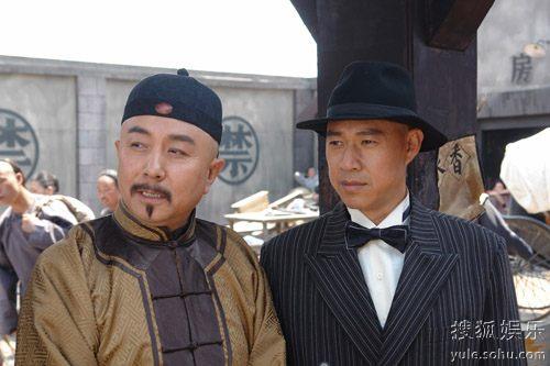 图:三十三集电视剧《旱码头》精彩剧照―― 04