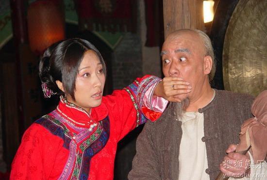 图:三十三集电视剧《旱码头》精彩剧照―― 08
