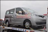 [北京车展探营]郑州日产NV200进入展馆