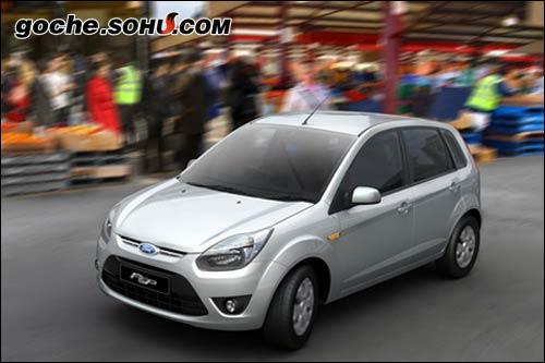 福特专门针对印度市场打造的FIGO车型