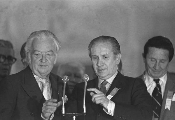1980年-当选国际奥委会主席